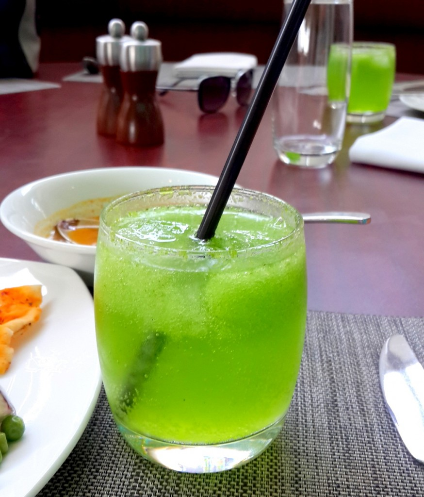 Kiwi Cooler Mocktail