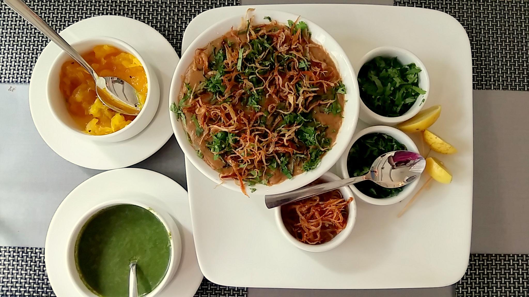 Haleem, Food Story