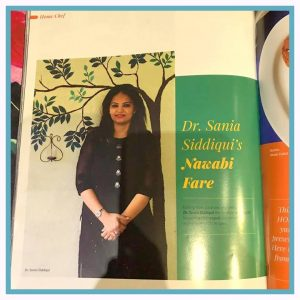 sania siddiqui - Trofii Magazine feature