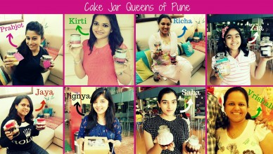 Cake Jar Queens of Pune