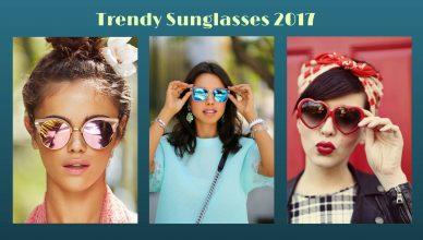 Trendy Sunglasses 2017Add subheading