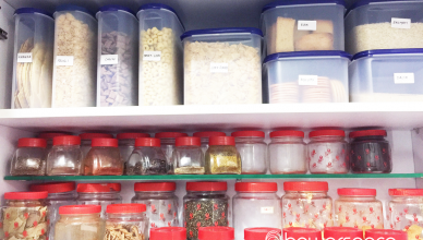 5. How I organize My Kitchen