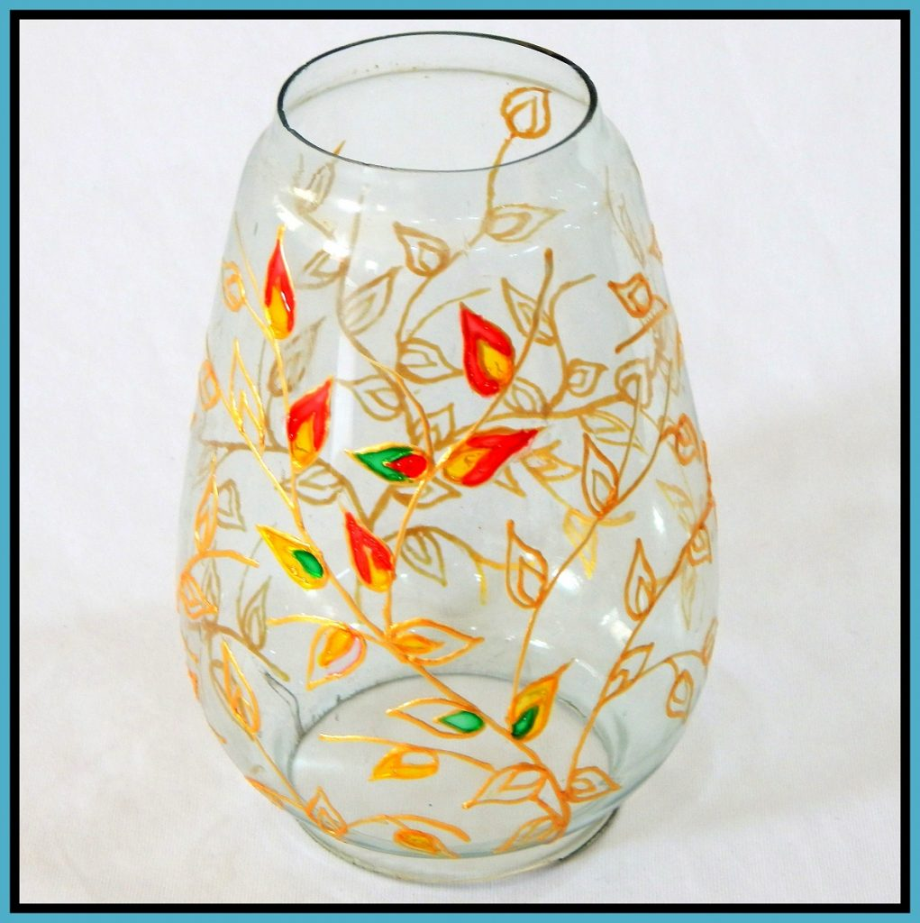 Glass Colour - Lantern 2