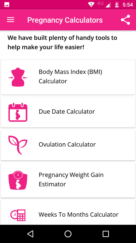 The Fit Mom Project App