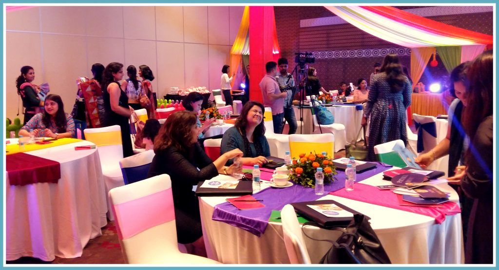 BabyChakra & Johnson & Johnson Meet, Novotel, Pune