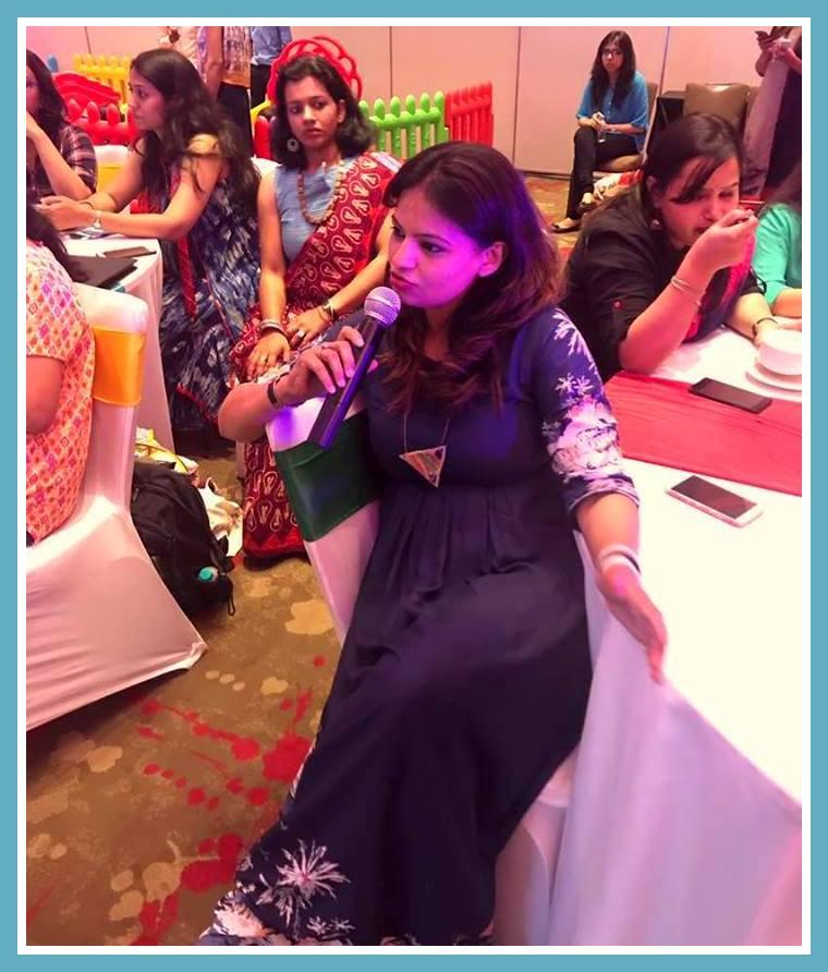 Sania Siddiqui, Baby Chakra Event at Pune
