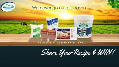Share& Win Recipe