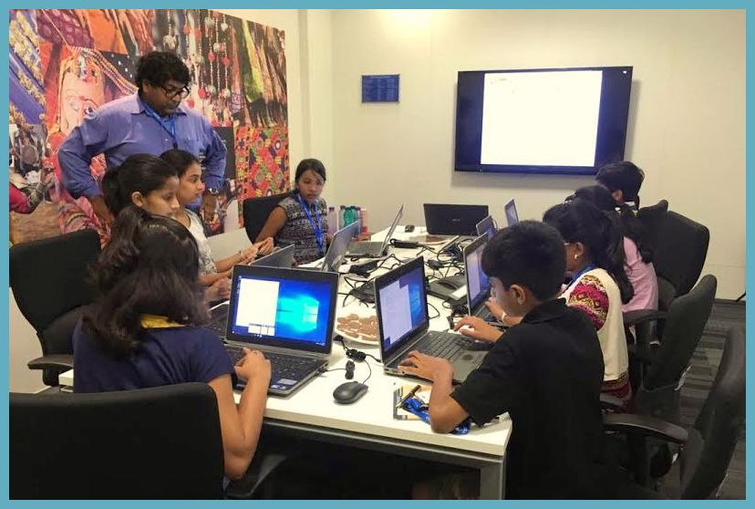 Kids in Tech, Bangaluru Center