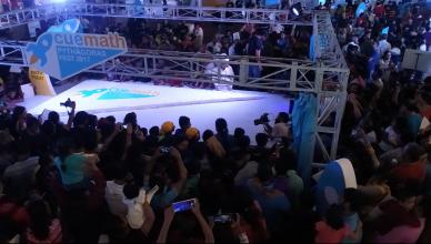 cuemath fest - crowd