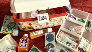 buddsbuddy first aid kit