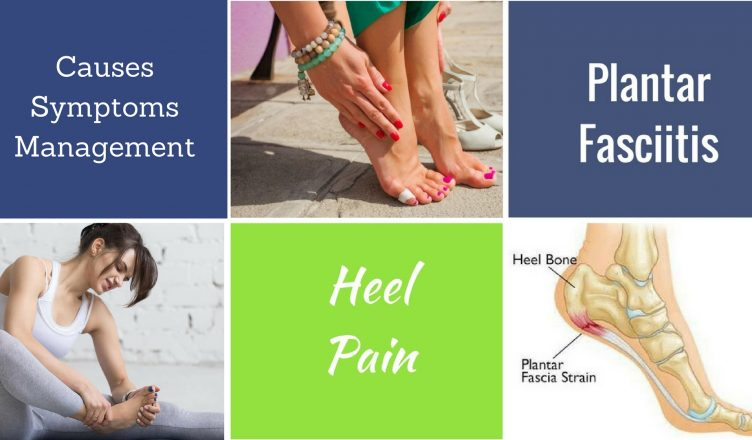 heel pain Causes Symptoms Management