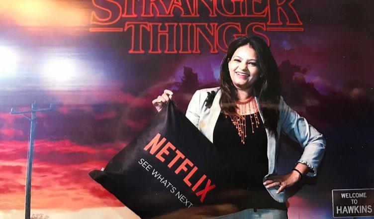 Netflix stream team India