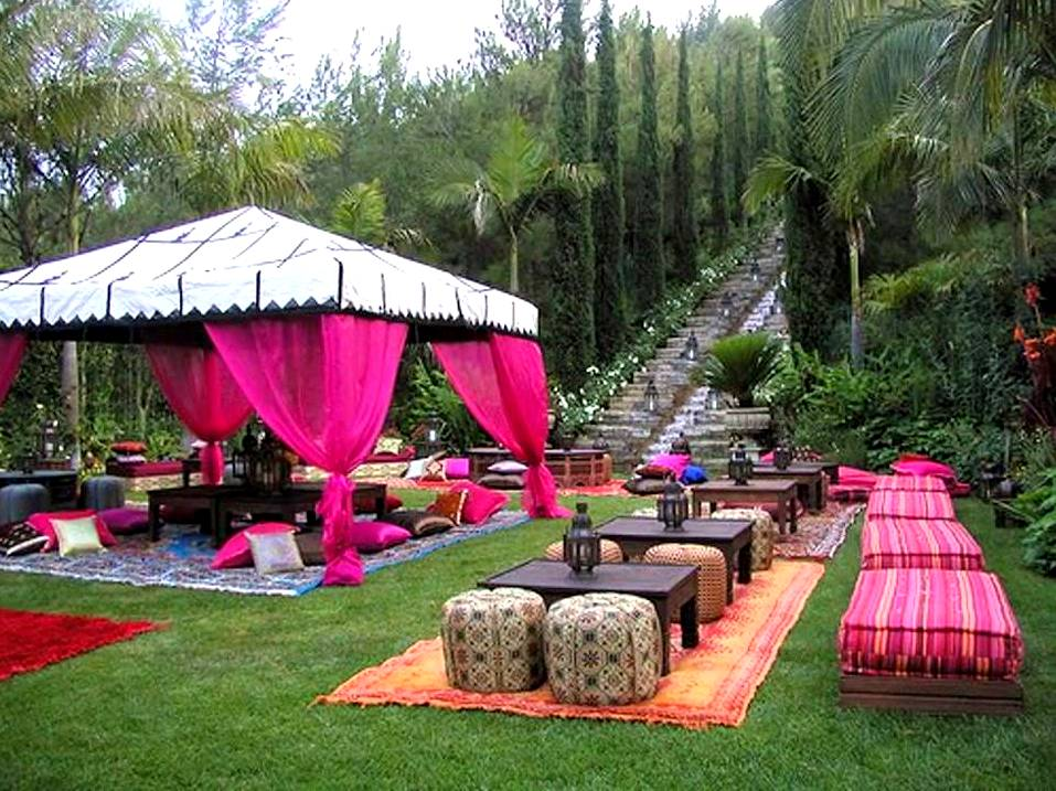 covered backup outdoor party