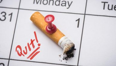 No Smoking quit smoking