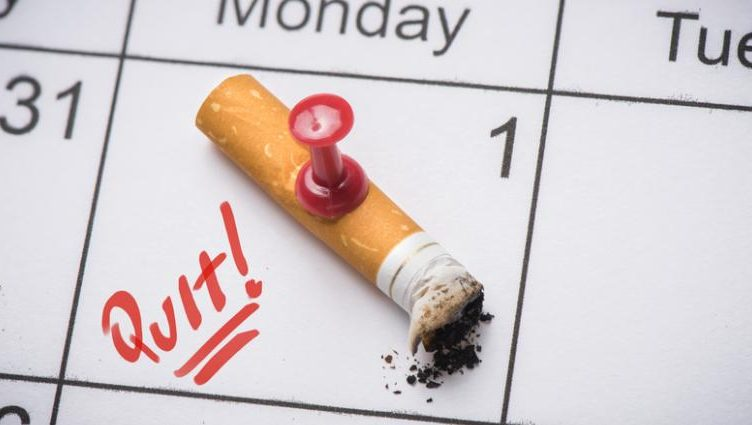 No Smoking quit smoking