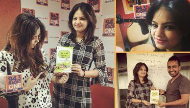 sania siddiqui - blogger and author