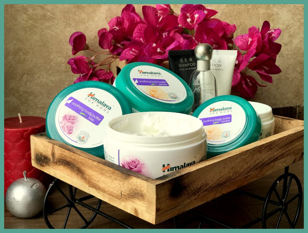 himalaya body butter