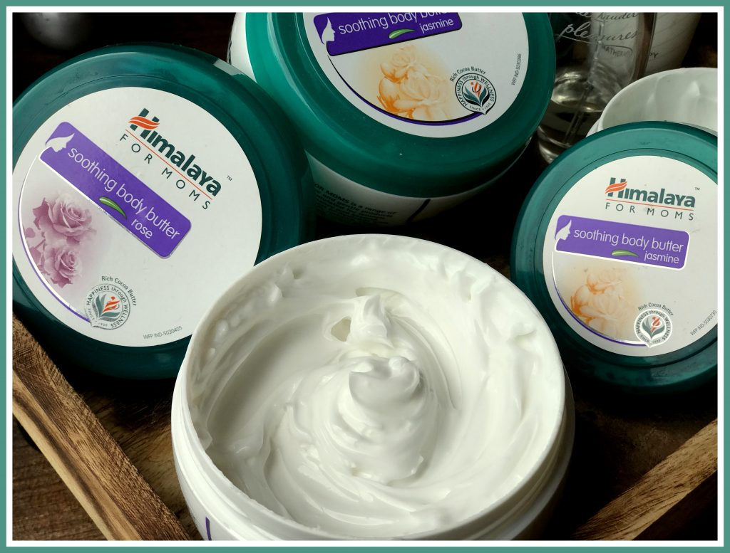 Himalaya For Moms Soothing Body Butter