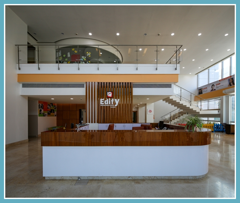 edify international school pune reception