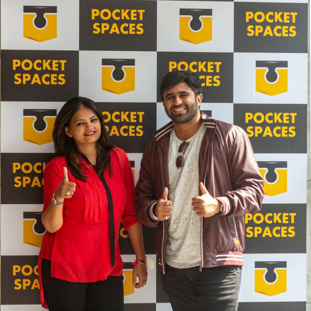 pocket spaces
